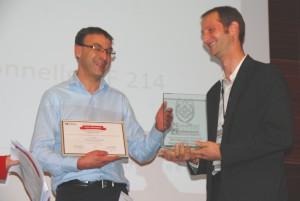 Remise des Prix Régionaux Qualité MP-2015
